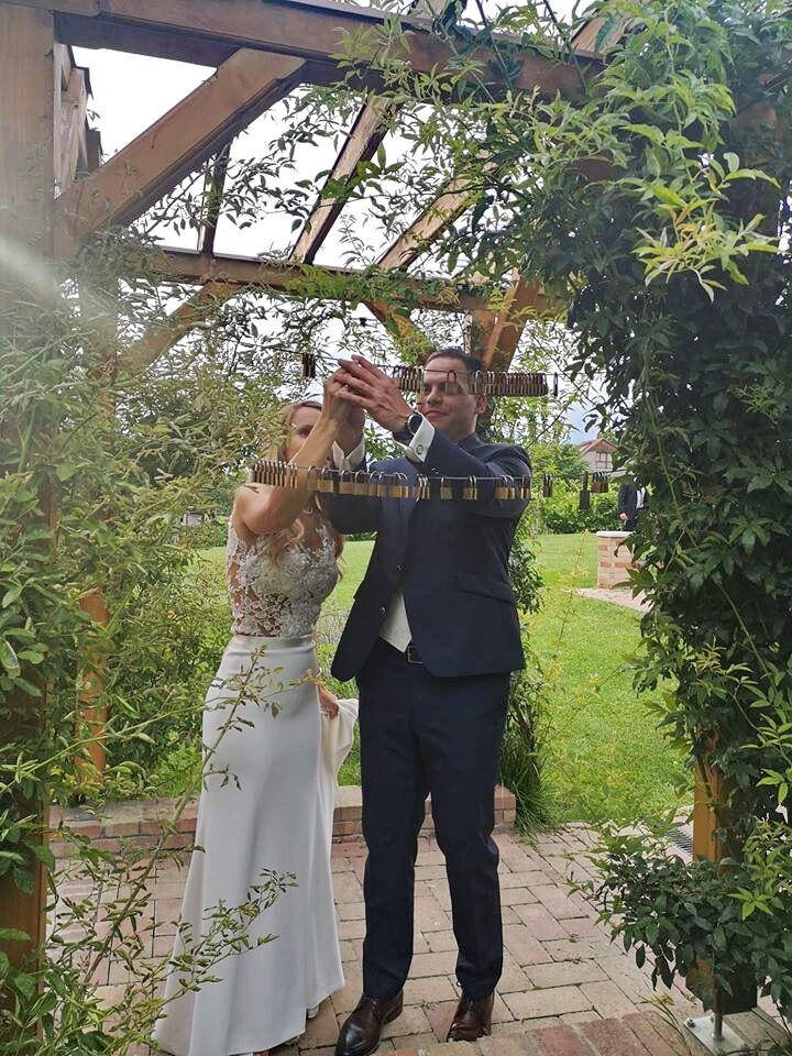 Rita és Rolad esküvője