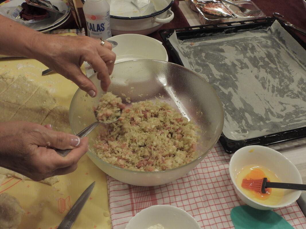 kapucnyika sütés